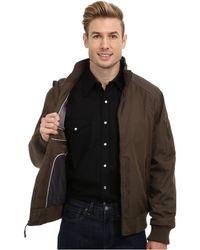 Calvin Klein Soft Shell Bomber Jacket - Lyst