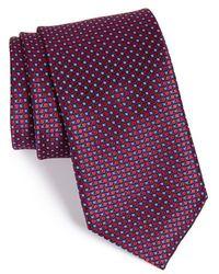 John W. Nordstrom - 'smalling' Dot Silk Tie - Lyst