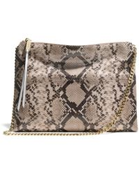 Coach The Highrise in Python Printed Leather - Lyst