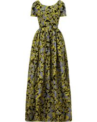 Mary Katrantzou Jq Silera Gown Carmen multicolor - Lyst