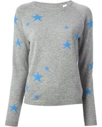 Chinti And Parker Star Sweater - Lyst