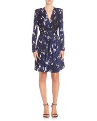 Issa | Jersey Wrap Dress | Lyst