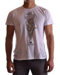Tom Rebl - Tom Rebl T-shirt - Lyst