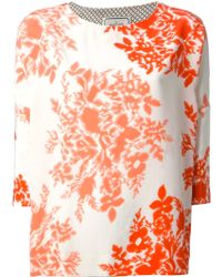 By Malene Birger Saroj Blouse - Lyst