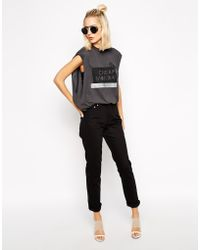 Cheap Monday Mom Jeans - Lyst