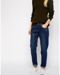 Bellfield - Larbert Boyfriend Fit Denim Jeans - Lyst