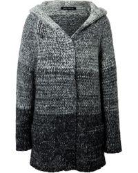 Iris Von Arnim Cashmerealpaca Manhattan Cardigan Coat - Lyst