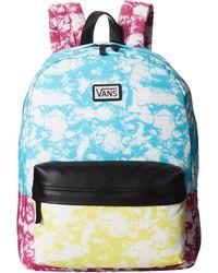 Vans Deana Ii Backpack blue - Lyst