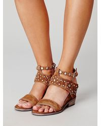 Free People Emblem Wedge - Lyst
