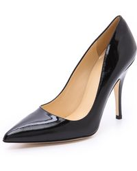 0fdc7466552 Lyst - Kate Spade Licorice - Kate Spade Licorice Court Shoes