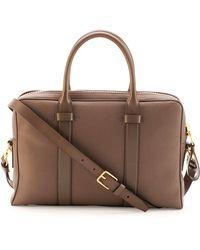 Tom Ford Buckley Zip Briefcase - Lyst