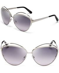 Dior Songe Oversized Sunglasses - Lyst