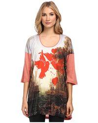 Vivienne Westwood Gold Label Lovebirds Over Size T-Shirt - Lyst