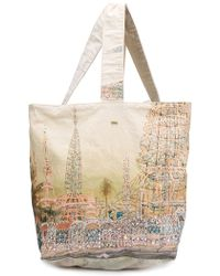 Dosa - 'watts Towers' Tote - Lyst