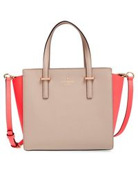 Kate Spade | 'cedar Street - Small Hayden' Leather Satchel | Lyst