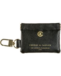 Crooks and Castles - The Stash It Traveler Keychain - Lyst