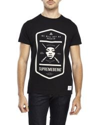 50f6907d Men's Supremebeing T-shirts - Lyst