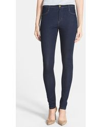 James Jeans 'Twiggy' Seamless Yoga Leggings - Lyst