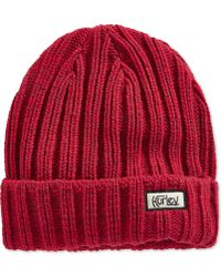 Hurley - Space-dyed Beanie - Lyst