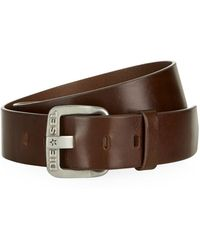 Diesel Brown B-star Belt - Lyst