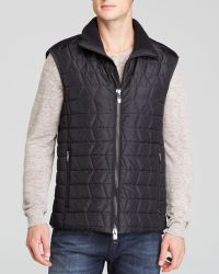 Tumi - 3d Quilted Vest - Lyst