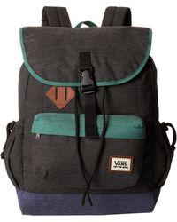Vans Coyote Hills Backpack gray - Lyst