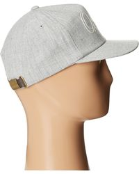 Obey Needle Hat - Lyst