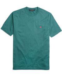 Brooks Brothers Supima® Cotton Crewneck Tee Shirt - Lyst