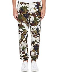 Off-White c/o Virgil Abloh | Camouflage Sweatpants | Lyst