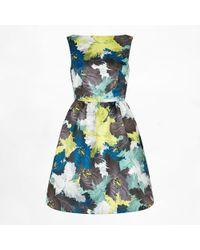 Erdem Kenya Dress Kita Iris Mint green - Lyst