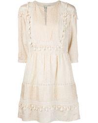 Sea | Silk Tassel Dress | Lyst