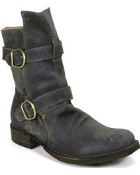 Fiorentini + Baker | 713B1 Buckled Boots | Lyst