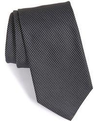 John W. Nordstrom - John W. Nordstrom 'benjamin' Grid Silk Tie - Lyst