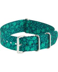 J.Crew - Patterned Watch Strap - Lyst