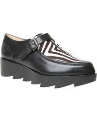 William Rast - Dee Calf Hair Flatform Shoes - Lyst