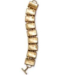 Robert Lee Morris - Link Bracelet - Lyst