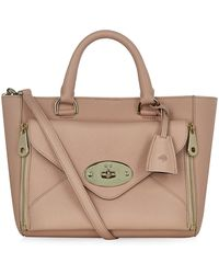 Mulberry - Small Willow Tote - Lyst