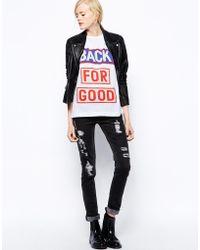 Back by Ann-Sofie Back - Back By Ann-Sofie 'Back For Good' T-Shirt - Lyst