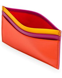 Christian Louboutin Kios Card Holder - Lyst
