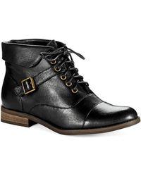 Steve Madden Stinnger Ankle Boots - Lyst