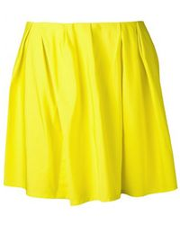 Thakoon Addition | Front Gathered Full Skirt | Lyst