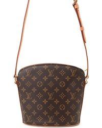 Louis Vuitton Brown Shoulder Bag brown - Lyst