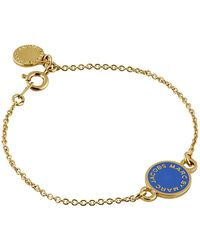 Marc By Marc Jacobs - Enamel Disc Bracelet - Lyst