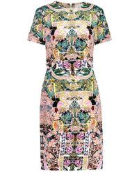 Mary Katrantzou 'Eva' Dress - Lyst