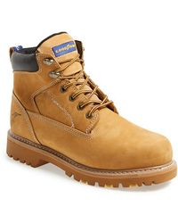 Goodyear - 'daytona Sw' Leather Boot - Lyst