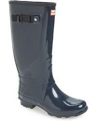 Hunter 'Huntress' Boot - Lyst