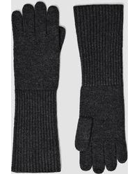 AllSaints - Halton Gloves - Lyst
