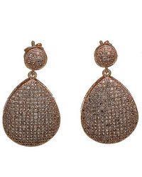 Annabella Lilly   Sterling Silver Earring   Lyst