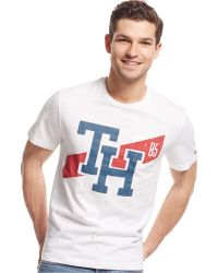 Tommy Hilfiger Respect T-Shirt - Lyst