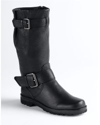 Gentle Souls Buckled Up Ankle Boots - Lyst